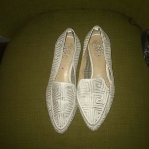 Gently used like new flats by Vince Camuto